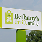 Bethany's Thrift Store Spotlight
