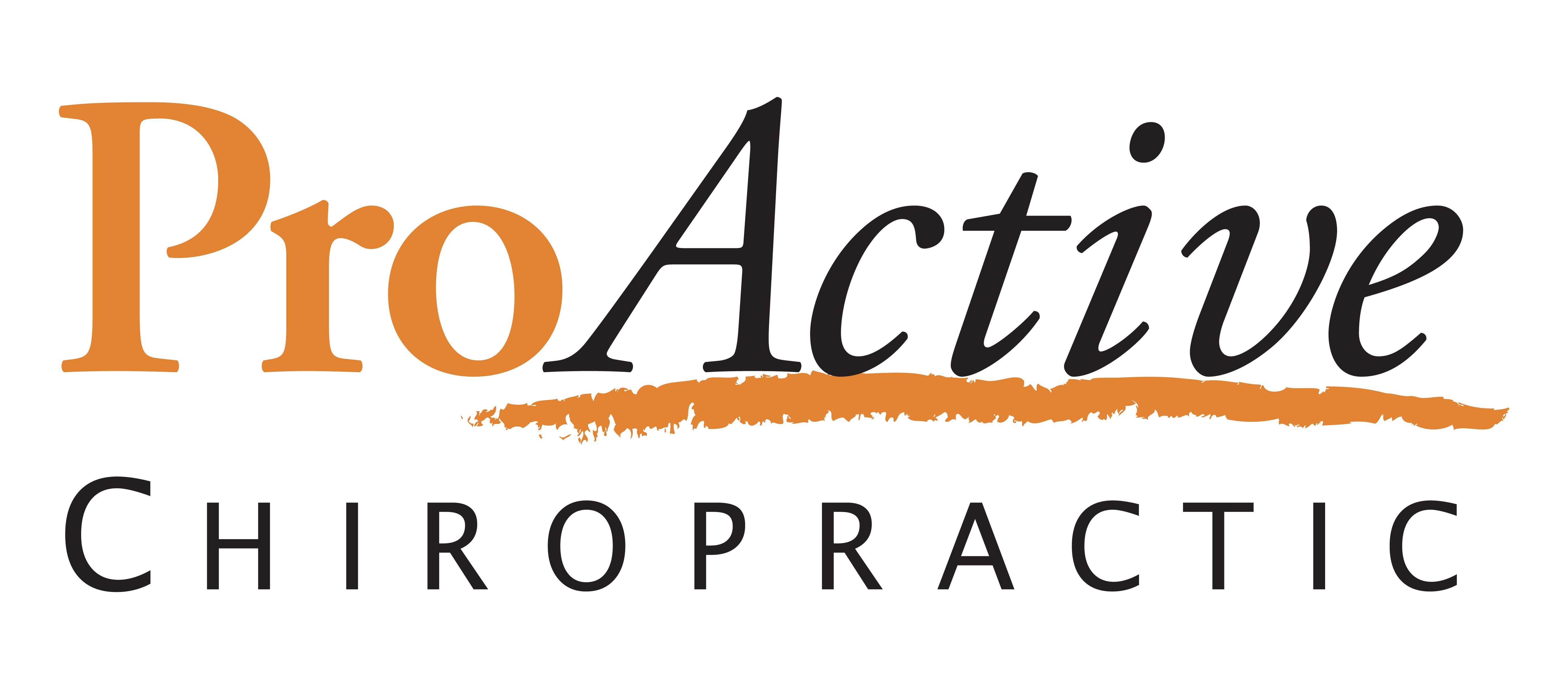ProActive Chiropractic Logo